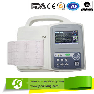 ECG with Touch Screen (CE/FDA/ISO) pictures & photos