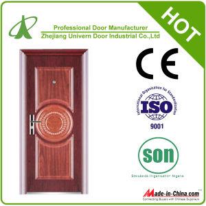 Wrought Iron Exterior Door (YF-S76) pictures & photos