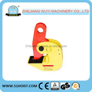 Shuangge Ppd Series Horizontal Plate Lifting Clamp (0.8T--30T)