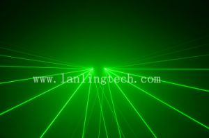 Trifan Green Multi-Effect DJ Disco Stage Laser Light for Clubs/Party pictures & photos