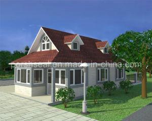 Prefab House, Module House, Prefabricated House, Container House--R01