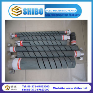 Double Spirals Silicon Carbide Heating Elements for High Temperature Furnace pictures & photos