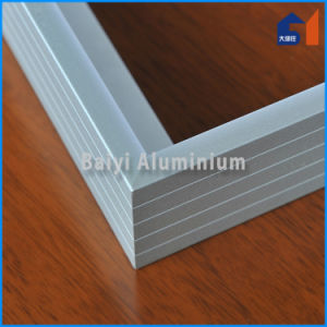 Strict Quality Control Aluminum Step Nosing for Edge Protection
