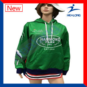 Healong Fashion Design Screen Printing Plain Hoodies for Sale pictures & photos
