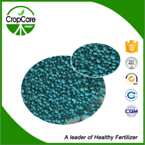 Manufacture Ammonia-Acid Ammoniating Process or Spraying Granulation Complex NPK Fertilizer pictures & photos