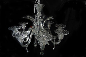 Modern Project Hotel Crystal Pendant Lamp (81072-8) pictures & photos