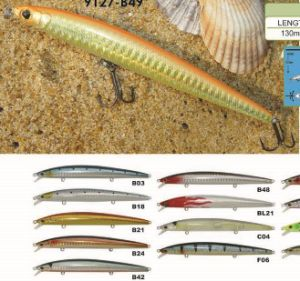 130mm Floating Jerk a Top Factory′s Cheap Price --- High Quality Made Custom Hard Plastic Fishing Crankbait - Wobbler - Minnow- Popper Fishing Lure pictures & photos