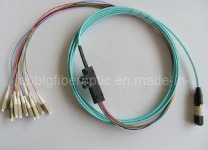 MPO-LC 12 Core Fiber Optic Patch Cord