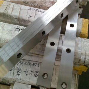Metal Working Knife in Guillotining Line pictures & photos
