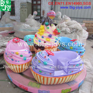 Icecream Carousel Ride for Shopping Mall, Cheap Amusement Ride pictures & photos