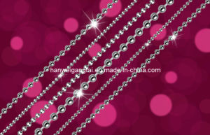 Chains, 925 Silver Round Bead Chain, Ball Chain pictures & photos