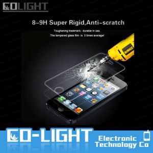 for iPhone 9h Shatterproof Screen Protector Tempered Glass Screen Protector for iPhone 5