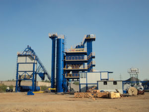 Hot Popular China Manufacturer Lb2000 Asphalt Batching Plant