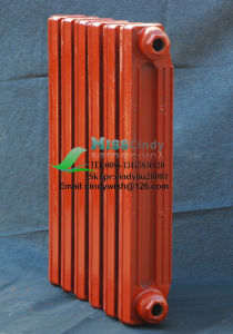 House Heating Hot Water Cast Iron Radiators Popular in Russia Market pictures & photos