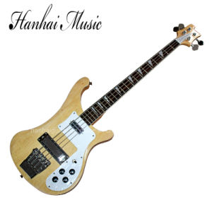 Hanhai Music / Rick Style Electric Bass Guitar with 4 Strings pictures & photos