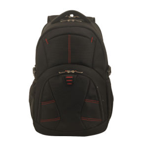 Black Laptop Backpack Laptop Bag with Fashion Design and Good Price (SB6449) pictures & photos