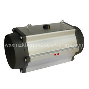 Xm-At300 Spring Return Pneumatic Rotary Actuator (CE) pictures & photos
