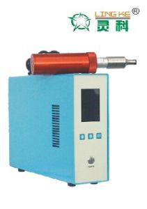 High Performance Handheld Ultrasonic Plastic Spot Welding Machine pictures & photos