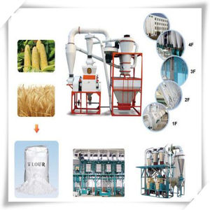 Kinds of Grain Flour Milling Machinery pictures & photos