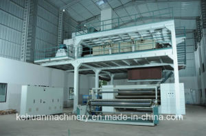 PP Spun Bond Non Woven Machine with Slit Style pictures & photos