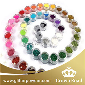 "1/128"" Face and Body Glitter Powder"