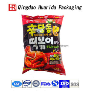 Customized Sealing Plastic Packaging Fast Food Bag pictures & photos