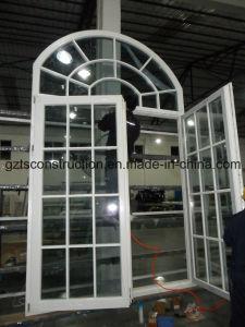 Wood-Clad Aluminum Casement Window pictures & photos