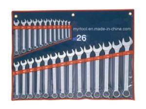 Hot Sale-26PCS Combintaion Spanner Tool Kit pictures & photos