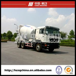 Concrete Mixer, Ready Mix Concrete Truck (HZZ5250GJBDL) with High Performance for Sale pictures & photos