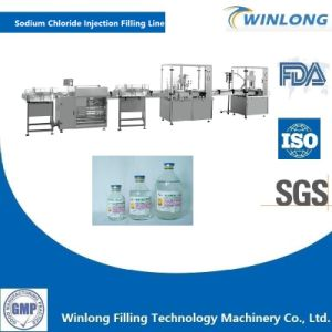 Sodium Chloride Injection Filling Production Line pictures & photos