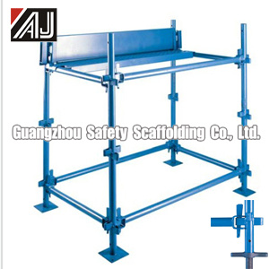 Steel Kwikstage Scaffold System, Guangzhou Manufacturer pictures & photos