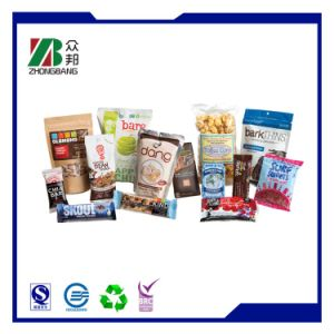 Various Shape Plastic Packaging Bag for Packing Healthy Food pictures & photos