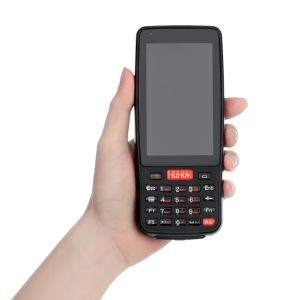 Wireless 4G Android Mobile Terminal Rugged with Barcode Scanner pictures & photos