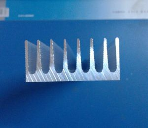 50mm Width Aluminum Profile Heat Sink 50mm*22.5mm*100mm Length Can Custom-Made pictures & photos