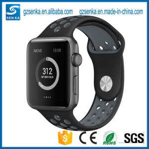 Amazon Hot Selling Wrist Band Watch Silicone Band pictures & photos