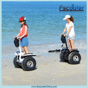 72V Lithium Battery Electric Scooter Snow Version Electric Scooter pictures & photos
