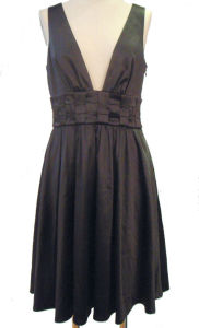 Women Fashion Evening Dress (CHNL-DR009)