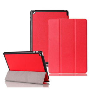 Tri-Fold Ultra Slim Magnetic Protective Leather Case for iPad Air 2