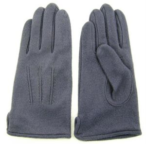 Lady Fashion Wool Gloves (JYG-25028) pictures & photos