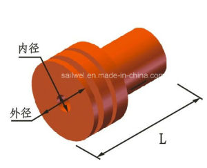 Silicon Rubber Waterproof Wire Seal for Auto Connector