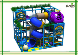 Mini Soft Playground for Restaurant/Small Soft Playground for Supermarket/Small Soft Playground for Children pictures & photos