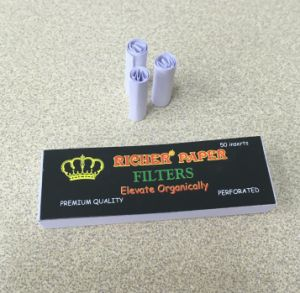 120-180GSM Richer Cigarette Rolling Filter Tips pictures & photos