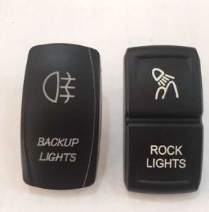 New Marine Rocker Switch for Boating with LED Light pictures & photos