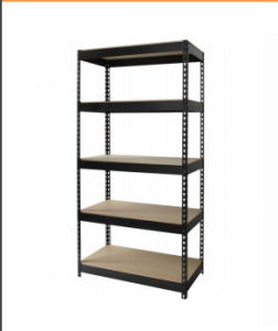 5 Layers Double Rivet Shelving pictures & photos