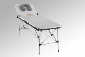 Protable Folding Facial Bed (HGT-Y) pictures & photos