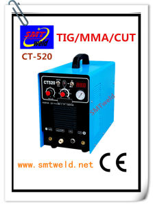 MMA TIG Cut DC Multifunctional Welder (CT-520)