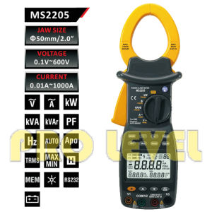 Three Phase Digital Power Clamp Meter (MS2205) pictures & photos