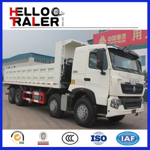 6X4 Sinotruk 371HP HOWO Tipper Lorry Dump Truck pictures & photos