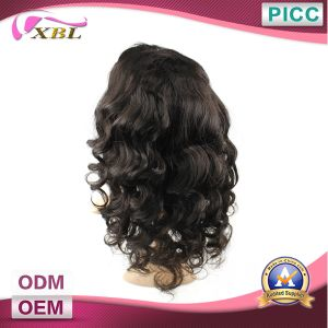 New Loose Wave Virgin Natural Hair Wig pictures & photos