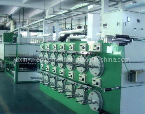 Horizontal Type Energy Saving Enamelling Machine (TLQ5/1-8+8/7+3)